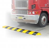 steel speed humps by abbas line marking