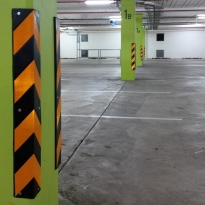 corner & downpipe guards by abbas line marking