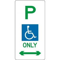 parking signs by abbas line marking