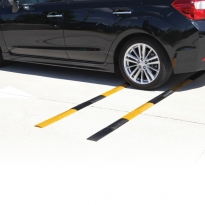 rumble strips by abbas line marking