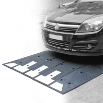 speed cushions by abbas line marking